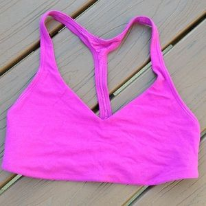 LULULEMON Arise Y back fitness bra top 6
